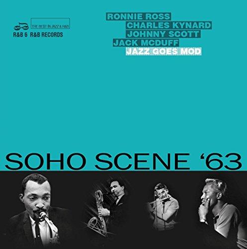 Soho Scene '63 (Jazz Goes Mod) (Shop Soho)