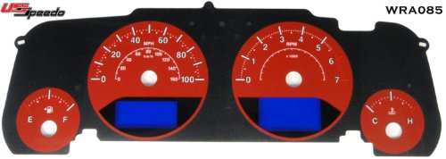 US Speedo WRA085 Gauge Face