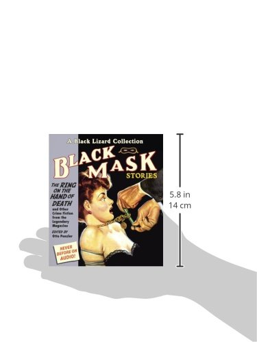 Black Mask 5: The Ring on the Hand of Death: And Other Crime Fiction from the Legendary Magazine (Black Mask Stories)