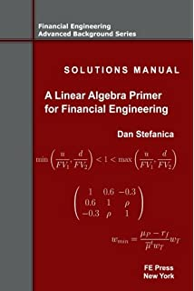 a primer for the mathematics of financial engineering second