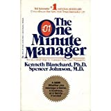 The One Minute Manager, Kenneth Blanchard and Spencer Johnson, 0425085260
