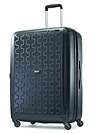 American Tourister Duralite 360 Spinner 28 Inch Expandable, Black, One Size