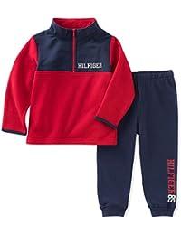 Baby Boys' Fleece Pant Set