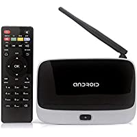 FireAnt®Android 4.4 TV Box Player Quad Core 1GB/8GB XBMC Wifi 1080P with Remote Control