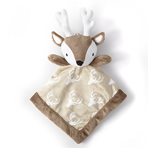 (Levtex Home Baby Deer Security Blanket)