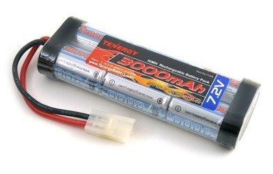 Tenergy 7 2v High Capacity 3000mah Flat Nimh Battery Packs