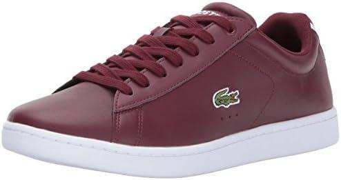 fafc132f884bd Lacoste Women s Carnaby Evo 317 7 Fashion Sneaker