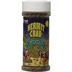 Florida Marine Research Sfm00005 Hermit Crab Food, 4-Ounce
