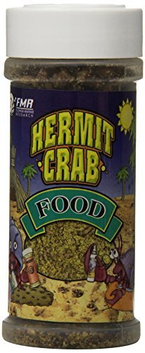 (Florida Marine Research Sfm00005 Hermit Crab Food, 4-Ounce)