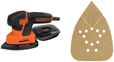 BLACK+DECKER™ BDEMS600 Mouse Detail Sander