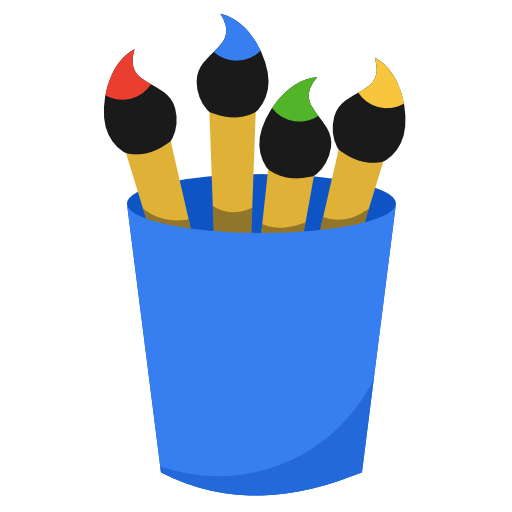 Amazon com: Paint Brush Drawing finger painting: Appstore