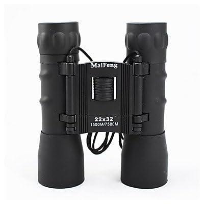 WYFC 22x 32mm Jumelles bak4 Portable / Haute Définition 1500M/7500M 5m Mise au point Centrale Multi-traitéesObservation d'Oiseaux /