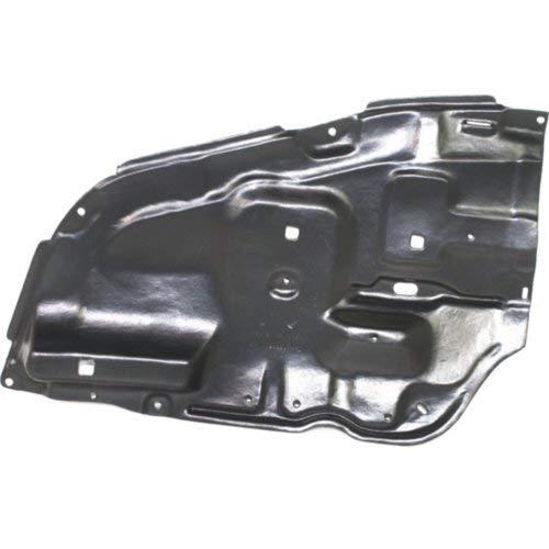 Engine Splash Shield Compatible with Toyota Avalon 2005-2010 Under Cover RH