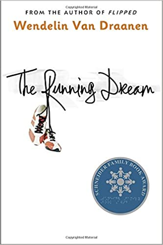 Image result for images of the book THe Running Dream
