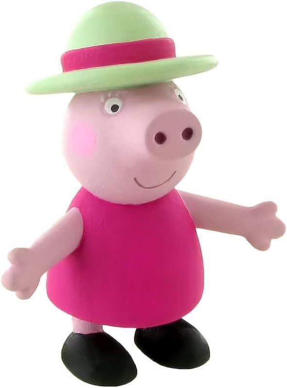 Comansi Figura Peppa Pig Abuela 90152: Amazon.es: Juguetes y juegos