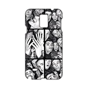 Angl 3D Case Cover Five Seconds Of Summer Phone Case for Samsung Galaxy Note4
