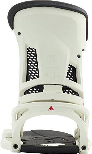 Burton Cartel EST Snowboard Bindings Salty Shark Sz M 8-11