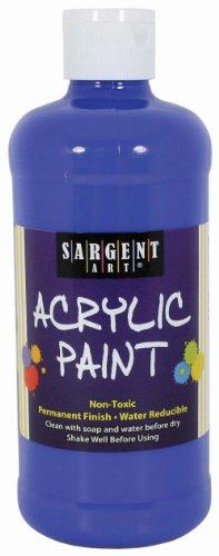 Sargent Art 24 2450 16 Ounce Acrylic