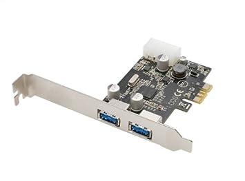 Amazon.com: Best conectividad 2 puertos Tarjeta controladora ...