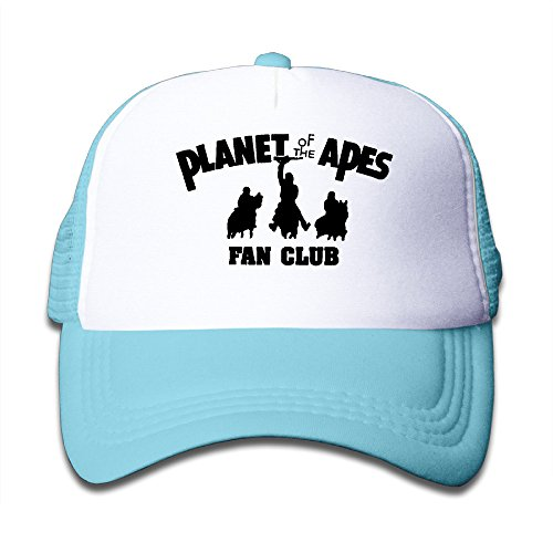 Dawn Of The Planet Of The Apes Matt Reeves Adjustable Child Small Hats Trucker Caps Fits 6~13 Years\r\nOld Kids