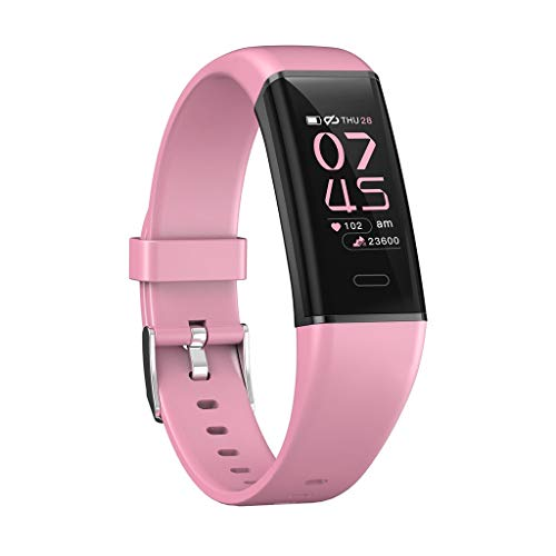 Aobiny Smart Watch,Fitness Tracker MK05 New Smart Bracelet with Heart Rate Monitor Fitness Tracker Heart Rate Sleep Monitoring Waterproof Sports Tracker Step Count Watch