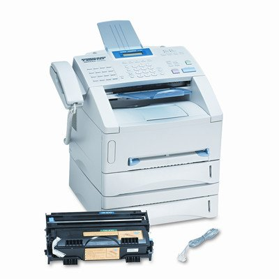 High Performance Laser Fax with Networking and Dual Paper Trays