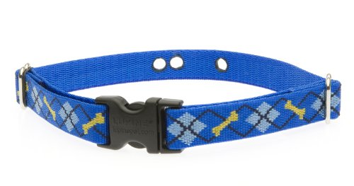 Lupine Containment Collar Strap, 16-Inch to 24-Inch, 3 4-Inch Width, Dapper Dog