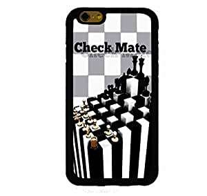 Check Mate Chess Game iphone 5s ( inch screen) Rubber Case
