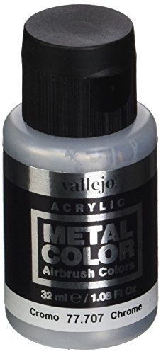 Vallejo Chrome Metal Color 32ml Paint