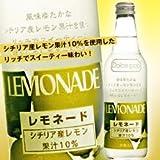 川崎飲料 ドルチェポップレモネード 340ml瓶×24本入×(2ケース)