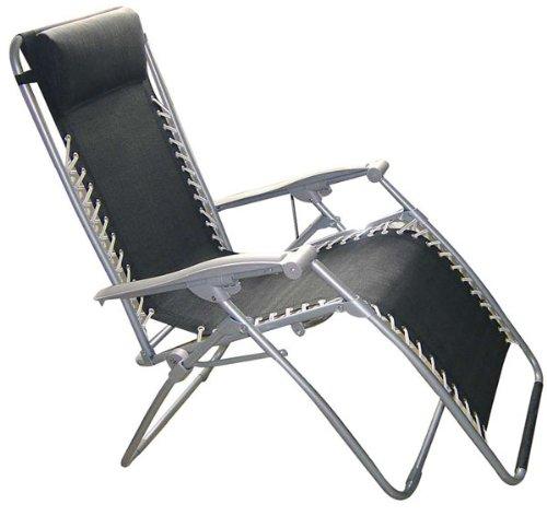 Gravity Garden Reclining Sun Chair Lounger