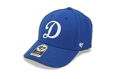 Los Angeles Dodgers D Logo Hat 47 Brand Adjustable MVP