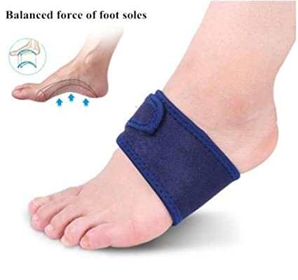 3744efe02e Image Unavailable. Image not available for. Colour: Skudgear 2 Pieces Plantar  Fasciitis Arch Heel Aid Feet Cushion Sleeve Pad Arch Support ...