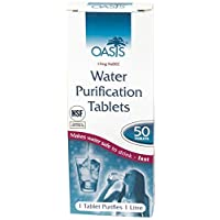 BCB Adventure Comprimés de purification de l'eau