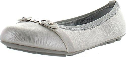 Michael Kors Girls Rover Heidi Mk Fashion Flats - Flats Mk Girls For