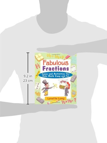 Fabulous Fractions: Games, Puzzles, and Activities that Make Math ...