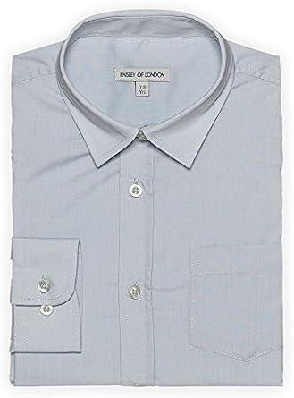 Paisley of London – Camisa para chicos azul pálido 18-24 meses: Amazon.es: Ropa y accesorios