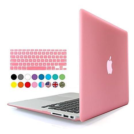 ibenzerâ® - 2-en-1 colores Multi plástico soft-touch carcasa y teclado para ...