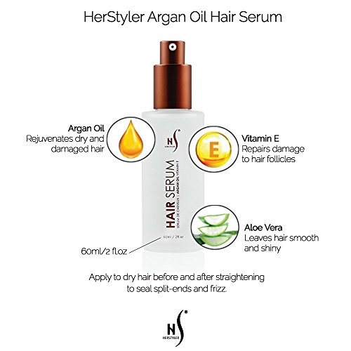 Herstyler Hair Care Products, Contains Argan Oil Hair