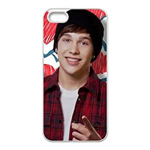 Pop Singer Austin Mahone Cell Phone Case for Iphone 5s