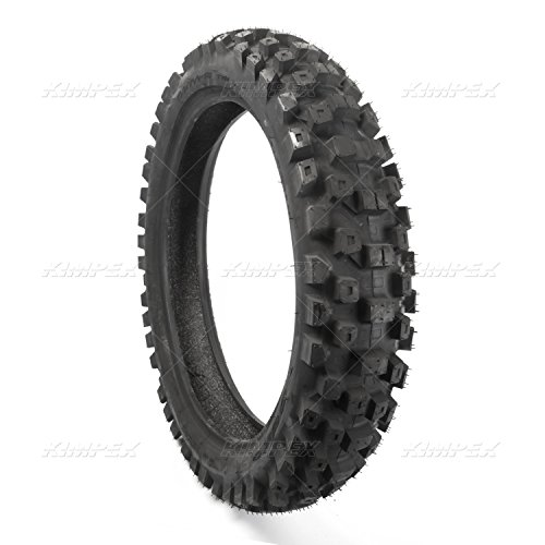 Duro DM1153 Hard Terrain Rear Tire - 110/90-19, Position: Rear, Rim Size: 19, Tire Application: Hard, Tire Size: 110/90-19, Tire Type: Offroad, Speed Rating: Not Available, Tire Construction: Not Available, Tire Ply: Not Available 25-115319-110-TT