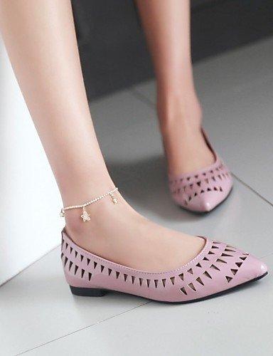 sint de piel zapatos PDX de mujer XAwPppq