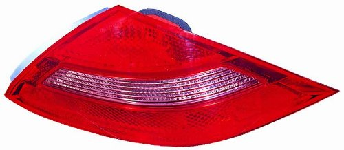 (Depo 317-1948R-US Honda Accord Passenger Side Replacement Taillight Unit without)
