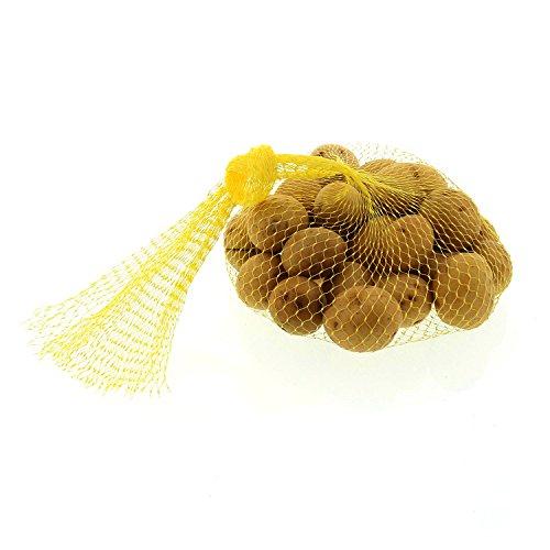 Royal Yellow Plastic Mesh Produce and Seafood, 24
