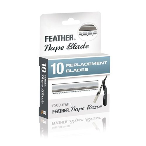 Jatai Feather Nape Blade 10 Replacement Blade Model No. F1-3