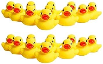 mini rubber ducks duckie baby shower birthday party