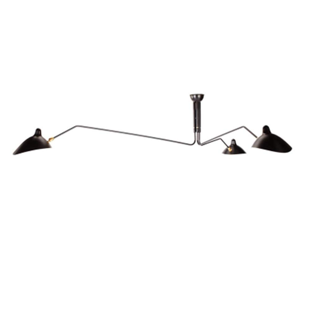 Chitty Nordic Long Arm Duck Mouth Shape Ceiling Light for Living Room Creative