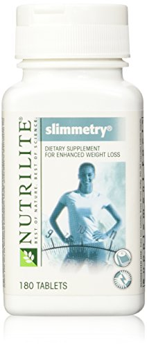 Nutrilite Slimmetry Dietary Supplement 60 Tablets How To Lose