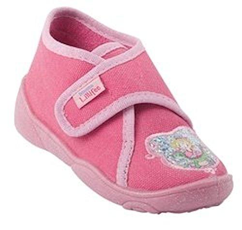 Prinzessin Lillifee 260051 Kinder Hausschuhe Juli pink (43) Pink