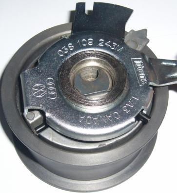 Recambios Originales Volkswagen - Kit Distribución Correa Dentada motores 1.4TDi, 1.9TDi, 2.0TDi: Amazon.es: Coche y moto